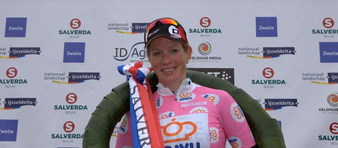 Kirsten Wild wint opnieuw De IJsseldelta